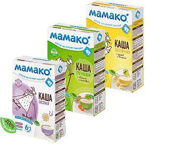 Каша МАМАКО 200г