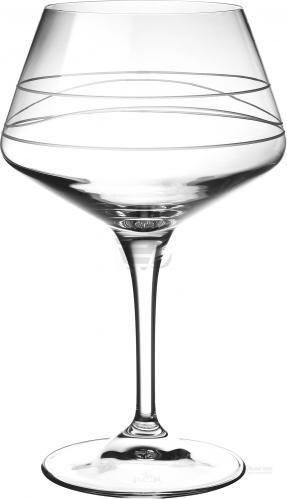 Набір бокалів для вина Infinito 500 мл 2 шт. RCR