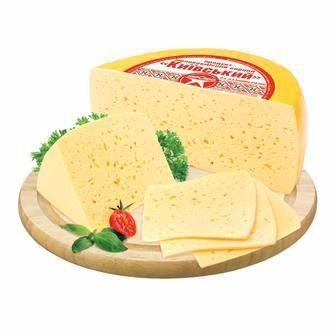 Продукт сирний «Київський 50% Народна 100 г