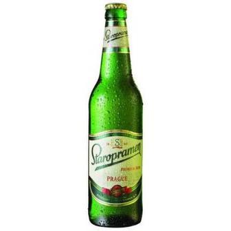 Пиво Saropramen 0,5л