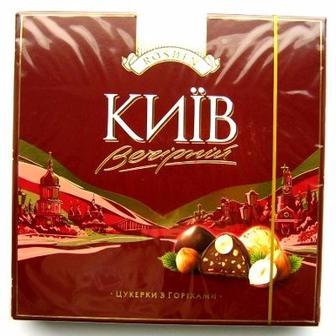 Цукерки Київ Вечірній 176г