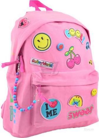 Рюкзак молодіжний YES ST-32 Smiley World