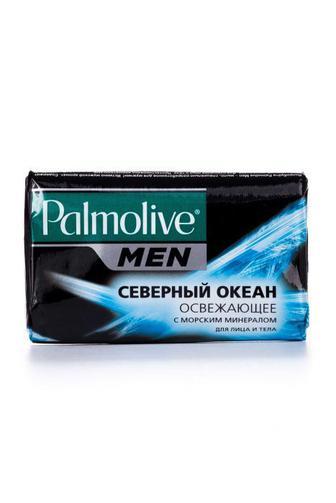 Мыло твердое Palmolive для мужчин Северный Океан, 90г