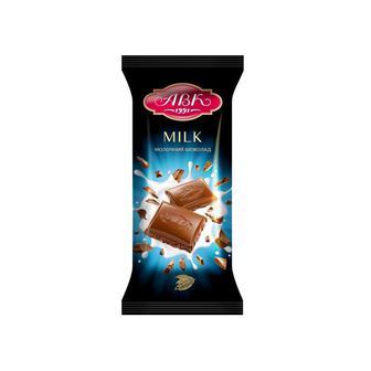 Шоколад черный, молочный АВК 90 г
