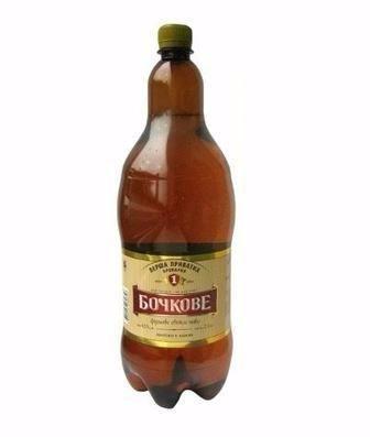 Пиво Бочкове ППБ 1,15 л