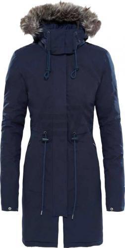 Куртка THE NORTH FACE W Zaneck Parka T92TUPH2G M темно-синій