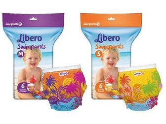 Libero Swimpants Подгузники для плавания