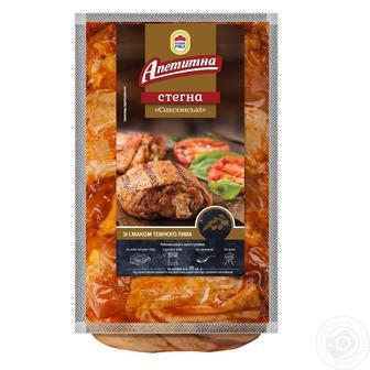 Стегна курячі  Айдахо Наша Ряба Апетитна 1 кг