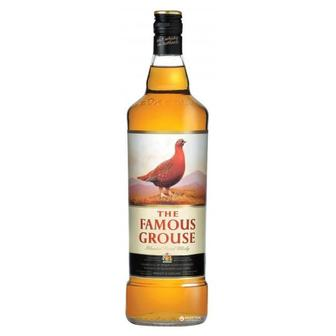 Виски The Famous Grouse 0.7 л 40%