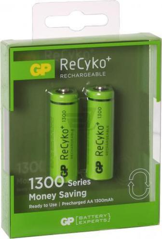 Акумулятор Gp 130 ААНСE-2GBE2 AA 2 шт.