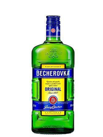 Лікерна настоянка  Becherovka 0.7 л
