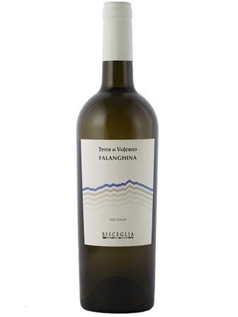 Вино Фалангина, Терра ди Вулкано , Falanghina, Terra di Vulcano, Bisceglia, белое сухое 0.75л