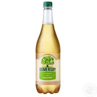 Сидр яблучний або з соком чорниці Somersby 950 мл