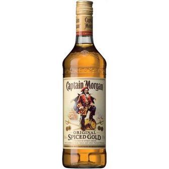 Ром Spiced Gold Captain Morgan 0,7л