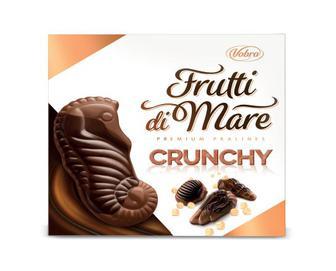 Цукерки Vobro Frutti di Mare праліне смак карамелі, 225 г