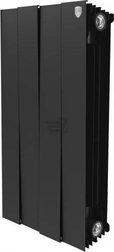 Радіатор біметалевий Royal Thermo PianoForte 500 Noir Sable 4 (НС-1161616)
