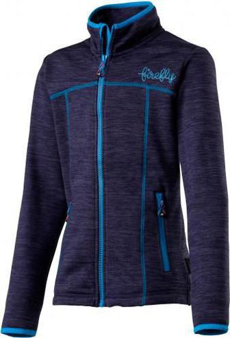 Джемпер Firefly Tamara 267545-0519 р. 128 темно-синій