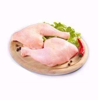 Чверть куряча задня охолоджена 1 кг