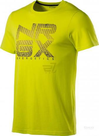 Футболка Energetics Gaston Y р. XS жовтий 267831-70914