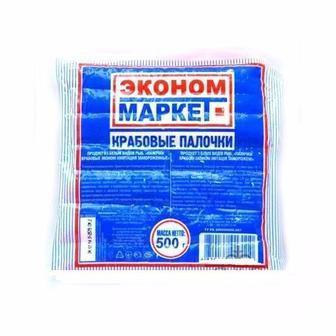 Крабові палички Економ Маркет 500г