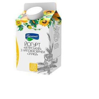 Йогурт Мгарский с наполнителем 2,5% Гармонія 450г