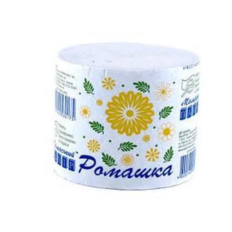 Туалетний папір Ромашка Україна Хімія