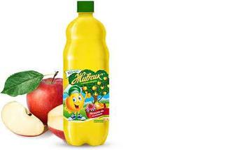 Напій з соком яблука, Живчик, пет 1,5 л