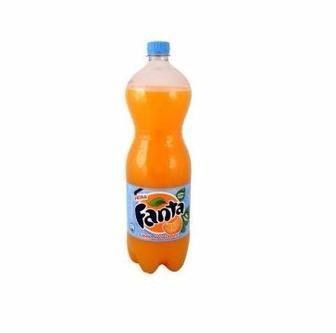 Напій безалкогольний сильногазований Лимон або Апельсин Fanta 1,5 л
