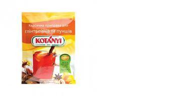 Скидка 35% ▷ Приправа для глинтвейна классическая, Kotanyi, 10г