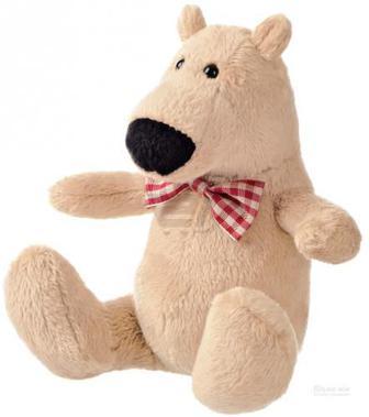 М'яка іграшка Same Toy Полярний ведмедик бежевий 13 см THT664