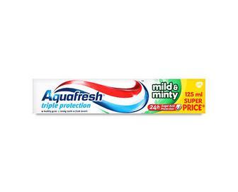 Паста зубна Aquafresh м'яко-м'ятна, 125мл