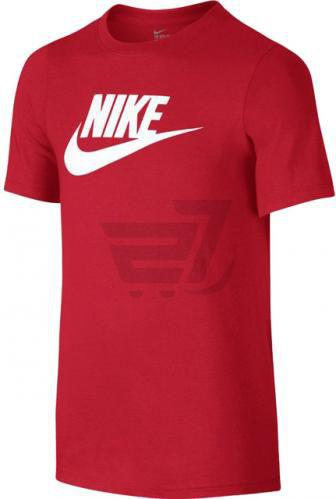 Скидка 30% ▷ Футболка Nike CTN CREW FUT ICON TD TEE YTH 739938-660 L червоний