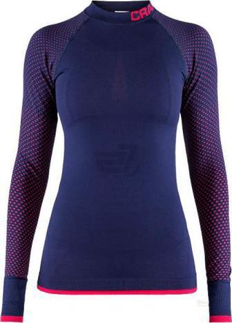 Термофутболка Craft Warm Intensity CN LS Woman 1905347-720000 XS синій