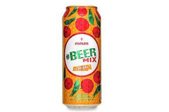 Пиво «Оболонь» BeerMix вишня, з/б, 0,5л