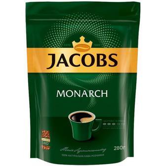 Кава Jacobs Monarch розчинна 280г