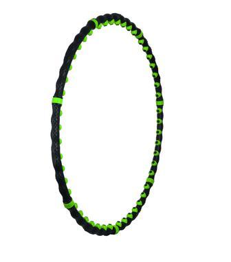 Обруч масажний Torneo Magic Hoop Bio чорний