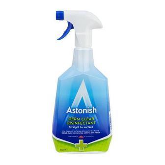 Очиститель Astonish Дезинфицирующий без хлора