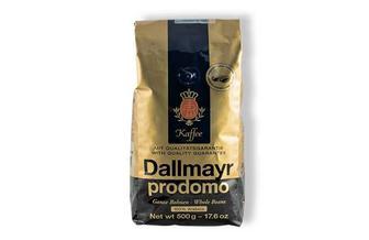 Кава Prodomo натуральна смажена в зернах Dallmayr 500 г