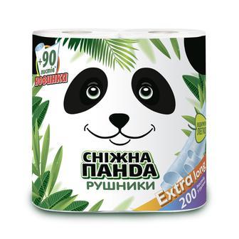Бумажное полотенце Снежная панда 2 шт