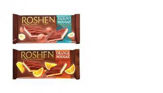 Шоколад молочный нуга, ROSHEN, 90г
