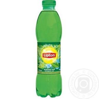Напій безалкогольный негазований Холодний чай Ліптон 0,5л