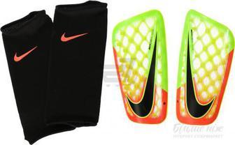 Щитки футбольні Nike MERCURIAL FLYLITE р. M помаранчевий