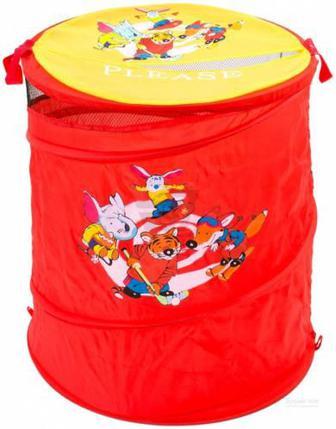 Корзина для іграшок Devik Toys 46 х 57 см Т0303B