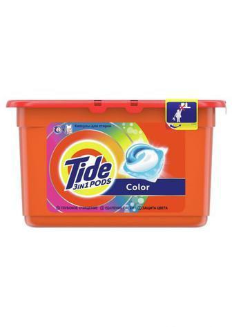 Капсули для прання Tide Color 12 шт