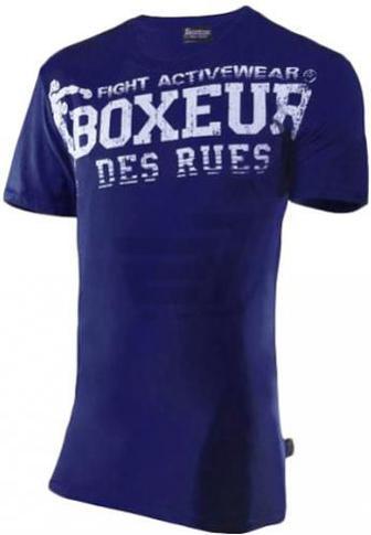 Футболка Boxeur BXT-2486 XL синій