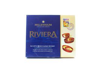 Цукерки Riviera Міленіум 125г