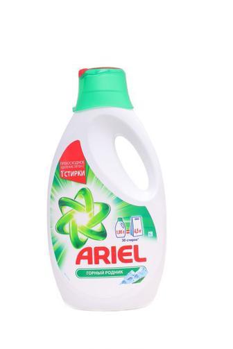 Гель для стирки ARIEL 1,95л