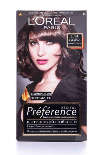 Краска для волос Recital Preference