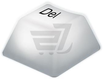 Світильник світлодіодний JS1- DEL 1х1х1 Вт білий матовий