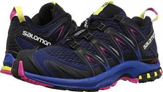 Кросівки Salomon XA PRO 3D W Medieval L40090000 р.7,5 темно-синій